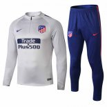 Sudaderas Atletico Madrid White 2018 2019