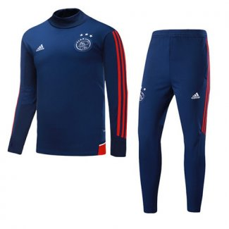 Sudaderas Ajax 2017 2018 High Blue