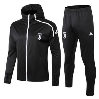 Chandal Juventus Black Cappello 2018 2019