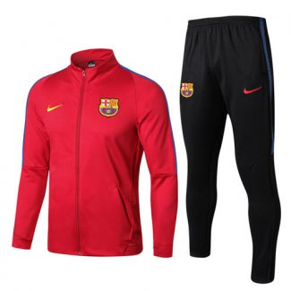 Chandal Barcelona Red 2018 2019