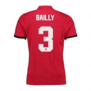 Camiseta Man United Ucl Bailly Primera 2017 2018