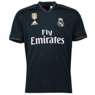 Camiseta Real Madrid Segunda 2018 2019