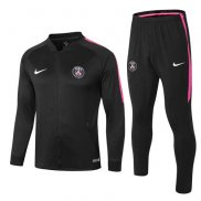 Chandal Psg Black Pink 2018 2019