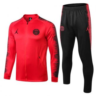 Chandal Psg Red 2018 2019