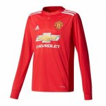 Camiseta Manchester United Ml Primera 2017 2018