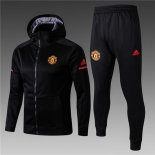 Chandal Manchester United Black 2018 2019