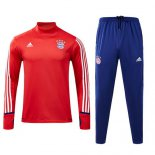 Sudaderas Bayern Munich 2017 2018 Blue Red