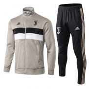 Chandal Juventus Grey Black 2018 2019