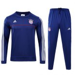 Sudaderas Bayern Munich 2017 2018 Royal Blue