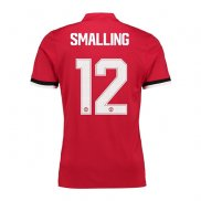 Camiseta Man United Ucl Smalling Primera 2017 2018