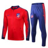 Chandal Atletico Madrid Red Blue 2018 2019