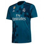 Tailandia Camiseta Real Madrid Tercera 2017 2018