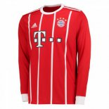 Camiseta Bayern Munich Ml Primera 2017 2018