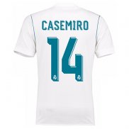 Camiseta Real Madrid Casemiro Primera 2017 2018
