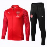 Chandal Arsenal Red 2018 2019