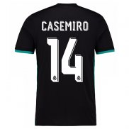 Camiseta Real Madrid Casemiro Segunda 2017 2018
