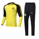 Sudaderas Dortmund 2017 2018 Yellow Black