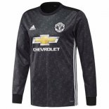 Camiseta Manchester United Segunda Ml 2017 2018