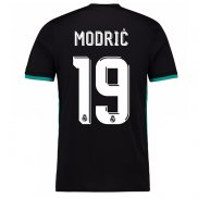Camiseta Real Madrid Modric Segunda 2017 2018