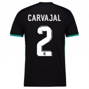 Camiseta Real Madrid Carvajal Segunda 2017 2018