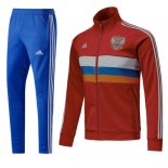 Chandal Russia Red Blue 2018 2019