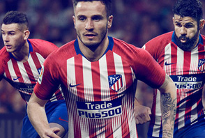 Camisetas futbol Atletico Madrid 2018 2019