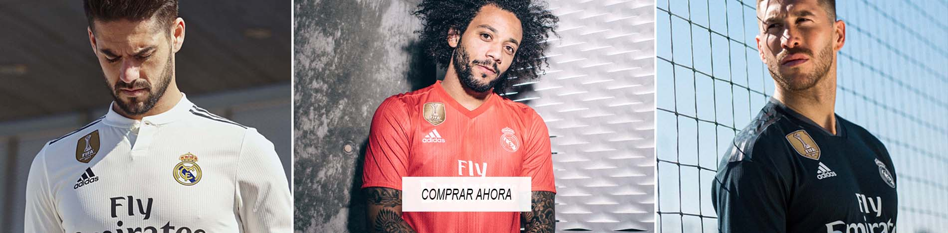 camiseta real madrid baratas 2018-2019